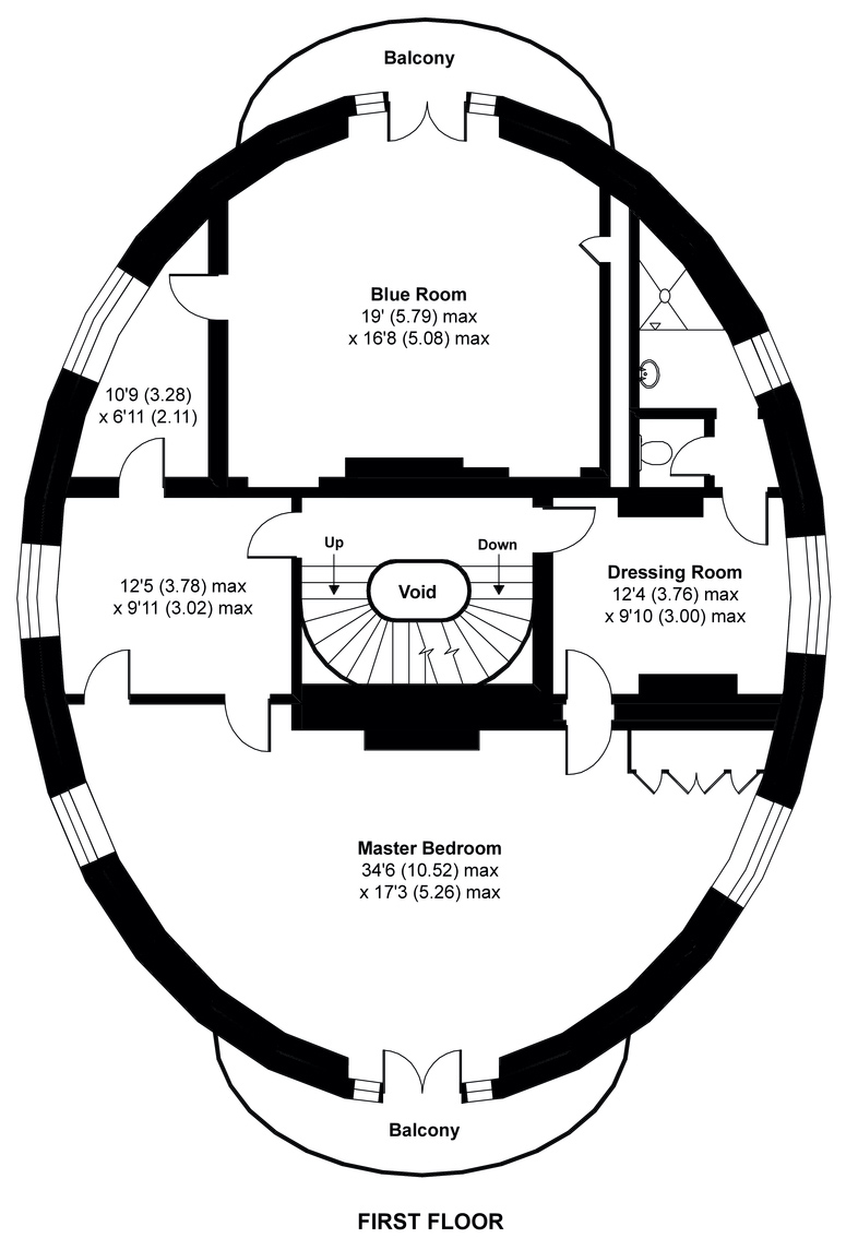 The Round House - First Floor - Havering-atte-Bower